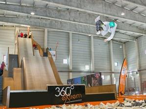 360° Extrem - Centre freestyle indoor d'Andorra